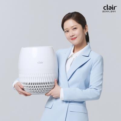 장나라 공기청정기 클레어H 소형공기청정기 H1M