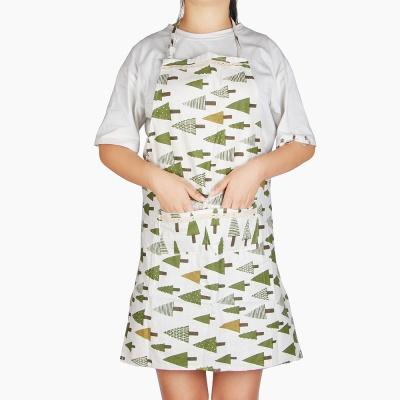 그린홈 소나무 앞치마