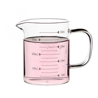 로하티 쿠킹 유리 계량컵(350ml) / 베이킹 계량비커