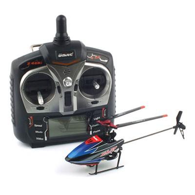 D2 2.4GHz 4채널 싱글로터 헬리콥터 RC (UD898022D2)
