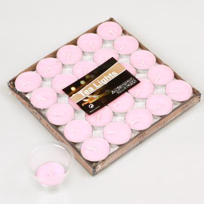 티라이트 캔들 (50개입/ 핑크)