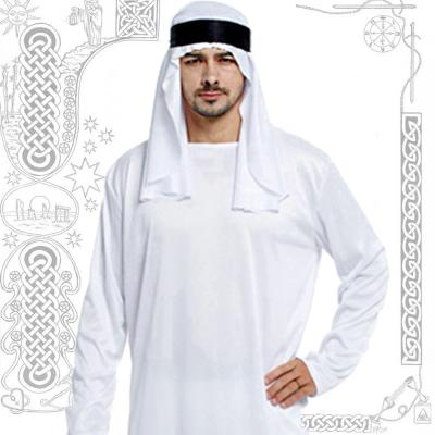 [M-0086] 아랍왕자 의상 (할로윈남성)