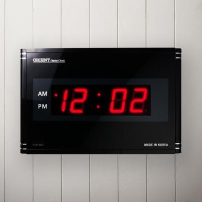 오리엔트 뉴 OT672LD 디지털벽시계