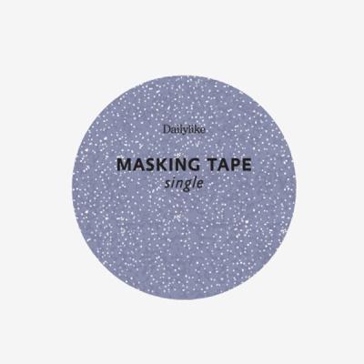 마스킹테이프 single - 144 Starlight