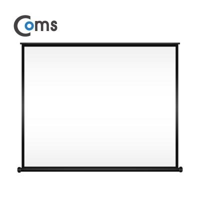 50형 빔프로젝터 휴대식 스크린 LCRE345