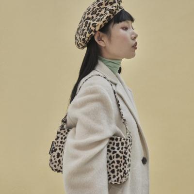 [펀프롬펀]Jenny baguette bag (cheetah)
