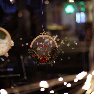 크리스마스 볼륨리스 투명자수 DIY KIT