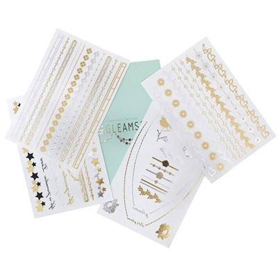 [글림스] 골드타투 금은박타투 GLEAMS Mint Package / 겟잇뷰티추천상품