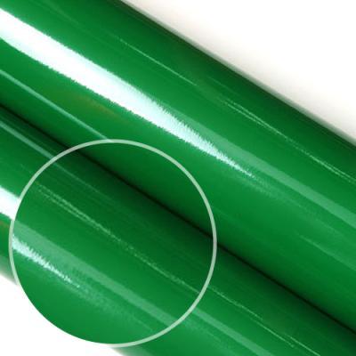 fp037-진녹색 고광택하이그로시 장폭 에어프리 _인테리어필름