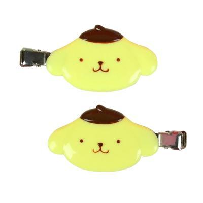 (일본직수입)폼폼푸린 다이컷 앞머리 핀세트