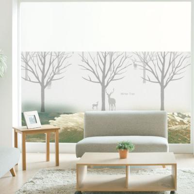 ca732-겨울나무와순록들_글라스시트지