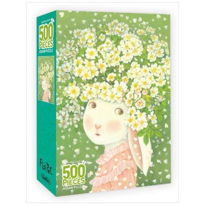 [예림] 플로펫 직소 퍼즐 500조각: 찔레꽃