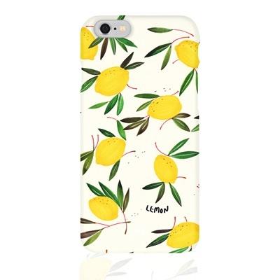 폰케이스 / Lemon Yellow