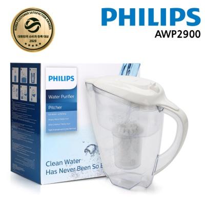 [특가] 필립스 피쳐정수기 3L/AWP2900+기본필터 1개