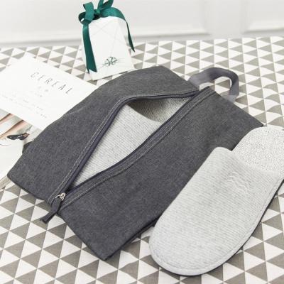 스톨백 심플 신발파우치/ 신발보관 여행용신발가방