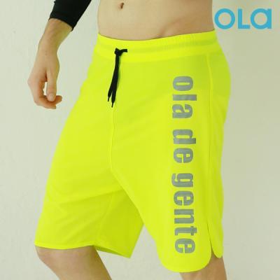 [OLA]올라 남성 네온라임 보드숏 OP006 서핑팬츠/수영복/비치웨어/팬츠