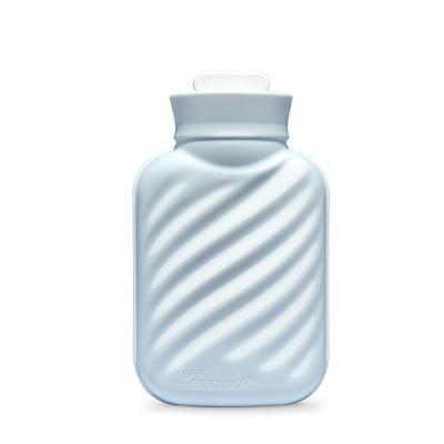 에바 실리콘 보냉/보온 물주머니-블루 (파우치 증정)
