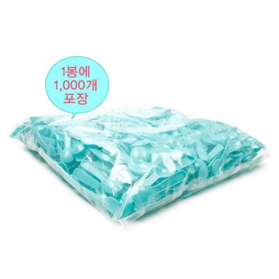 기본형 요거트 스푼 1000개(색상랜덤)