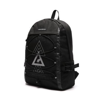 [로아드로아X카고브로스] RDR SOLID LOGO BACKPACK (BLACK) 가방 백팩