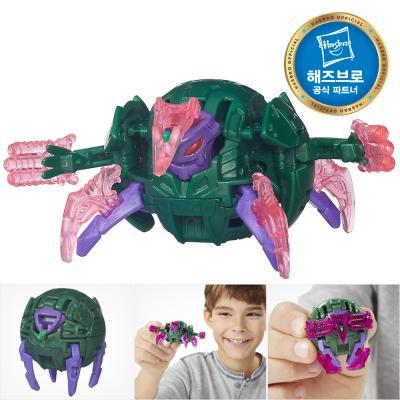 트랜스포머 어드벤처 미니콘 디셉티콘 백 로봇
