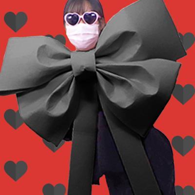 DIY 초대형 리본 (블랙) 인간화환 이벤트 웨딩카 장식