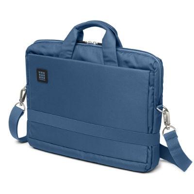 몰스킨 T-ID 디바이스백(가로)/B.블루 15.4인치 (몰스킨 백)