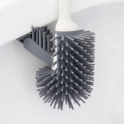 실리콘 변기솔 욕실솔 미스터펑