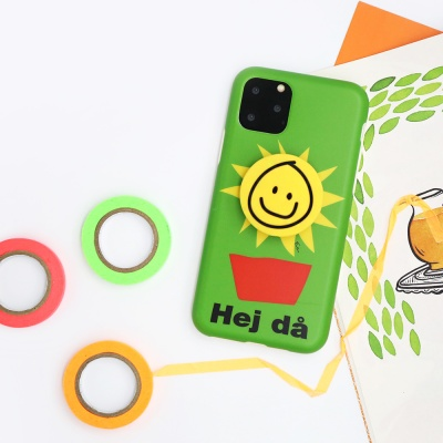 MonagustA 스마트톡 케이스 for i-Phone 11, 11pro