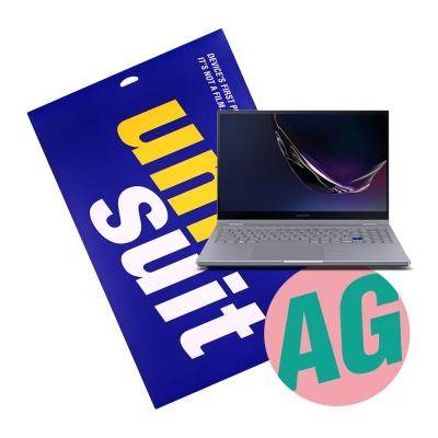 갤럭시북 플렉스 알파 15형(NT750QCR) 저반사 2매