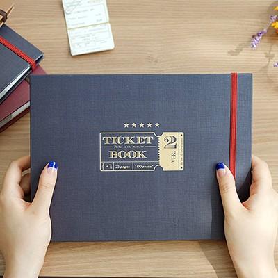 TICKET BOOK ver.2 [티켓북]