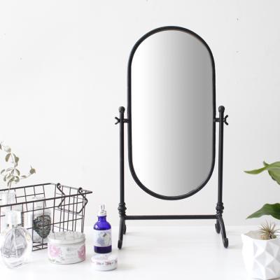 빈티지 철제 거울-2color