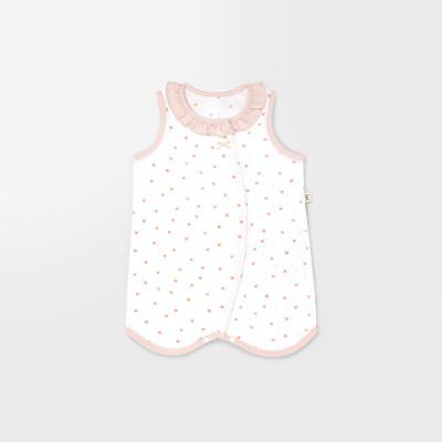 [메르베] 러블리블리 아기수면조끼_여름용