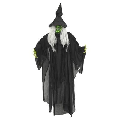 말하는 대형 초록 마녀인형 [90cm]