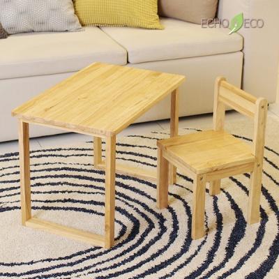 원목 어린이 책상 테이블