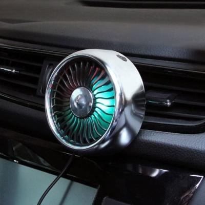 미모아 차량용 LED무드등 서큘레이터