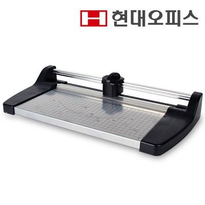 [현대오피스] 트리머 재단기 PAPER TRIMMER-810(A4)