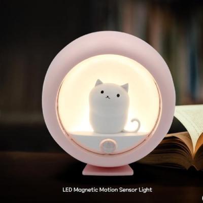 모션감지 LED 고양이/조명등/센서등