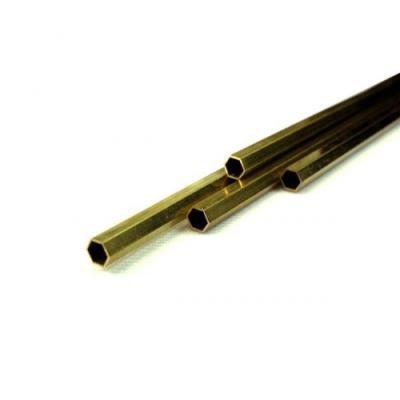 황동육각형튜브(4.0x305mm)