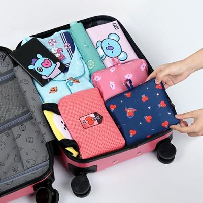 [BT21] EASY CARRY FOLDING BAG 이지 캐리 폴딩백
