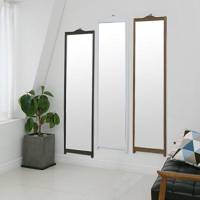 래핑 전신 벽걸이 거울