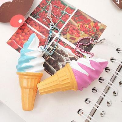 [스퀴시] 소프트 아이스크림