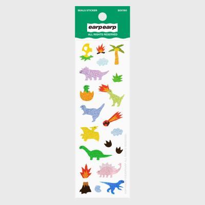 Dinosaur world(홀로그램스티커)