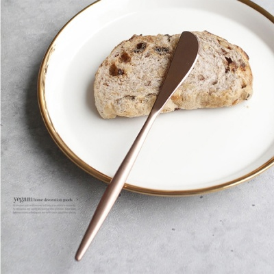 [2HOT] 몽블랑 로즈골드 킹덤 버터나이프