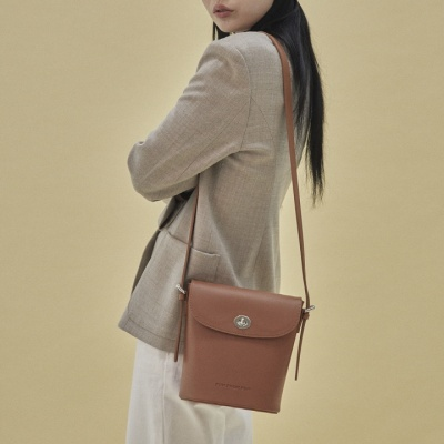 10/22[펀프롬펀]Rachel vintage shoulder bag (camel)