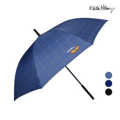 키스해링 트윈도그 65장우산