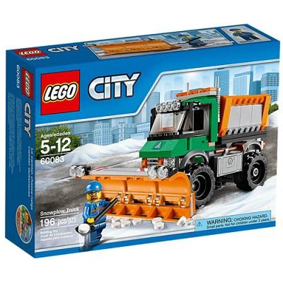 [레고 시티] 60083 제설트럭