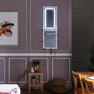 [Ldlab] 시크릿 LED 터치 악세서리 벽걸이 전신 거울