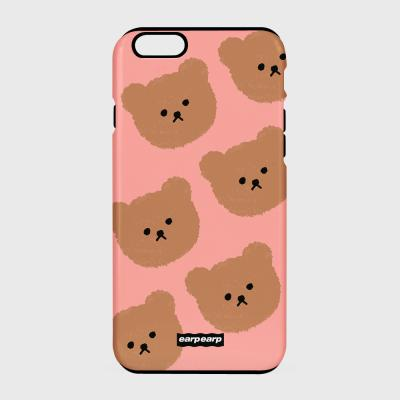 Dot big bear-pink(터프/슬라이드)