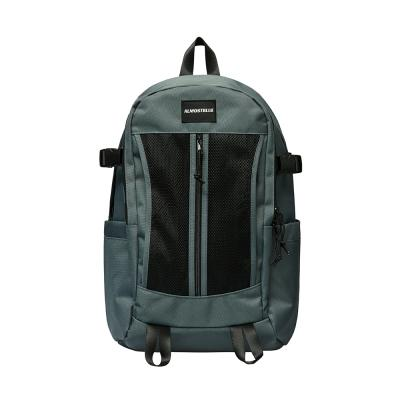 [얼모스트블루] UTILITY BACKPACK - FOG GREEN 백팩