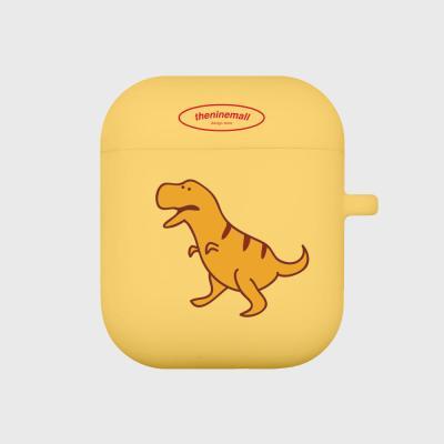 노랑공룡 에어팟 케이스[yellow]